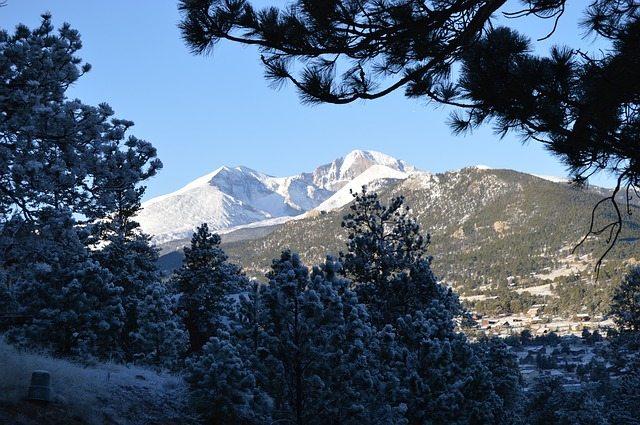 Longs Peak, RMNP, Colorado - Pixabay