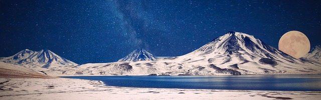 Mountain Panorama - Ullr