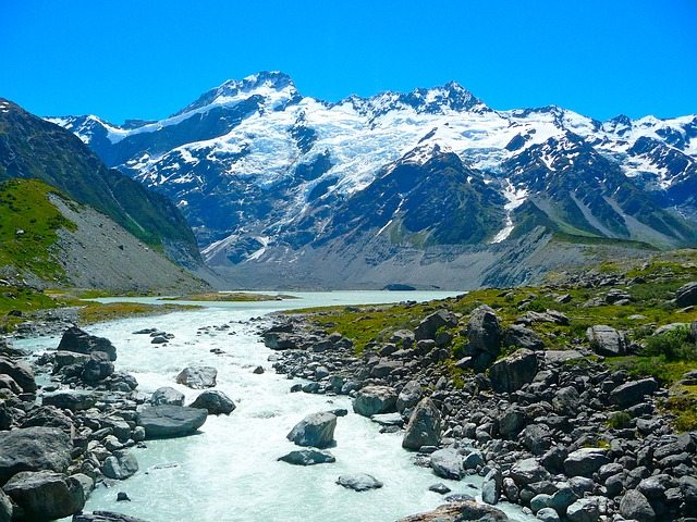 Mount Cook National Park, New Zealand