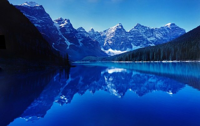 Banff National Park, Moraine Lake | Pixabay