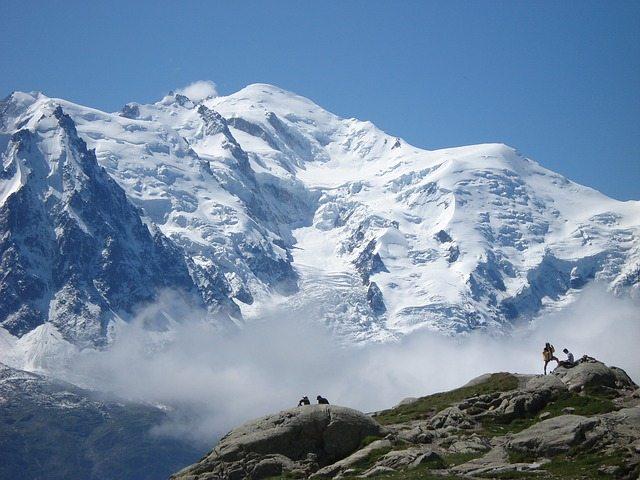 Mont Blanc - Aiguille Du Midi - Pixabay