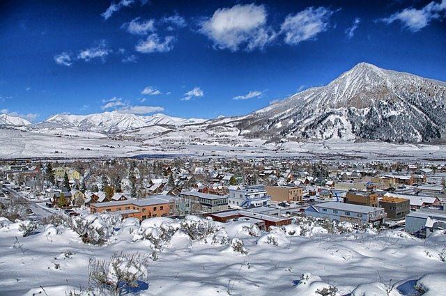 Crested Butte, Colorado | Pixabay Image