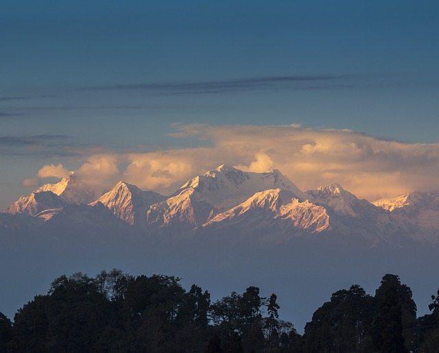 Himalaya Mountain Range - Pixabay