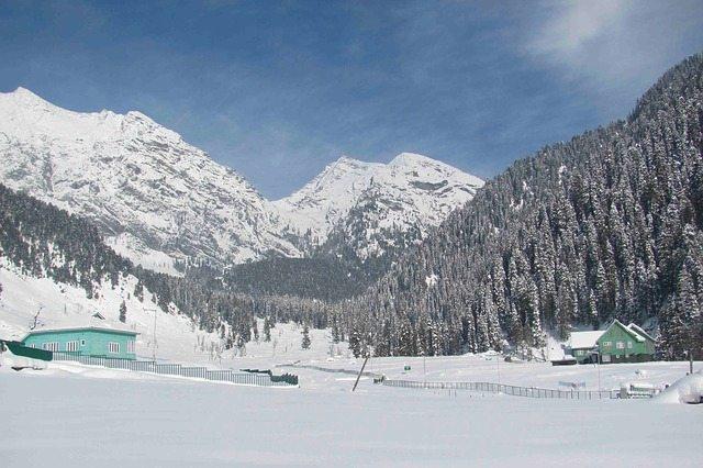 Kashmir, India | Pixabay Image
