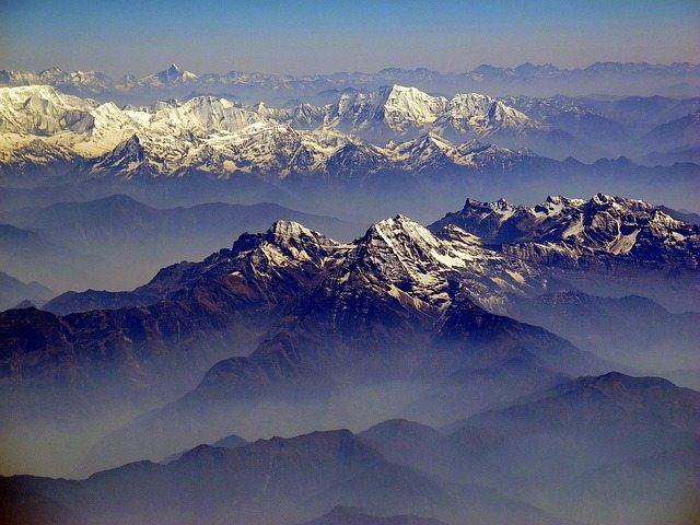 The Himalaya | Pixabay Image