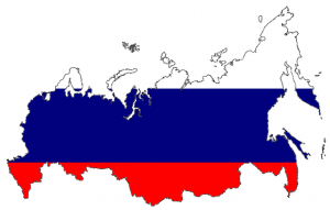 Russia Flag Country Outline | Pixabay Image