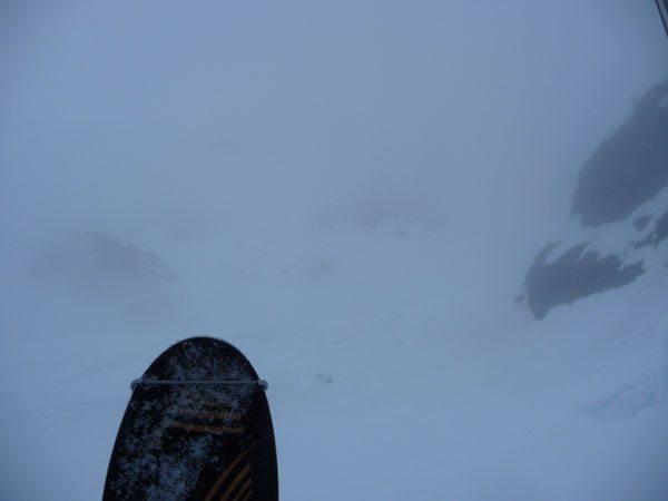 Whiteout - Somewhere On Mount Shukshan