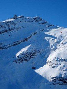 Glacier 3000 switzerland