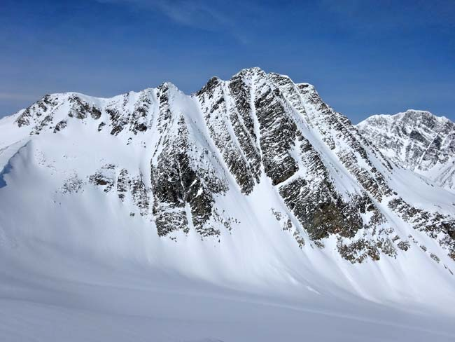 Mount Sifton, Rogers Pass, BC