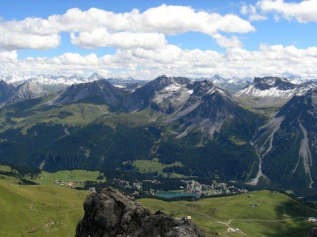 Arosa, Switzerland   Pixabay Image
