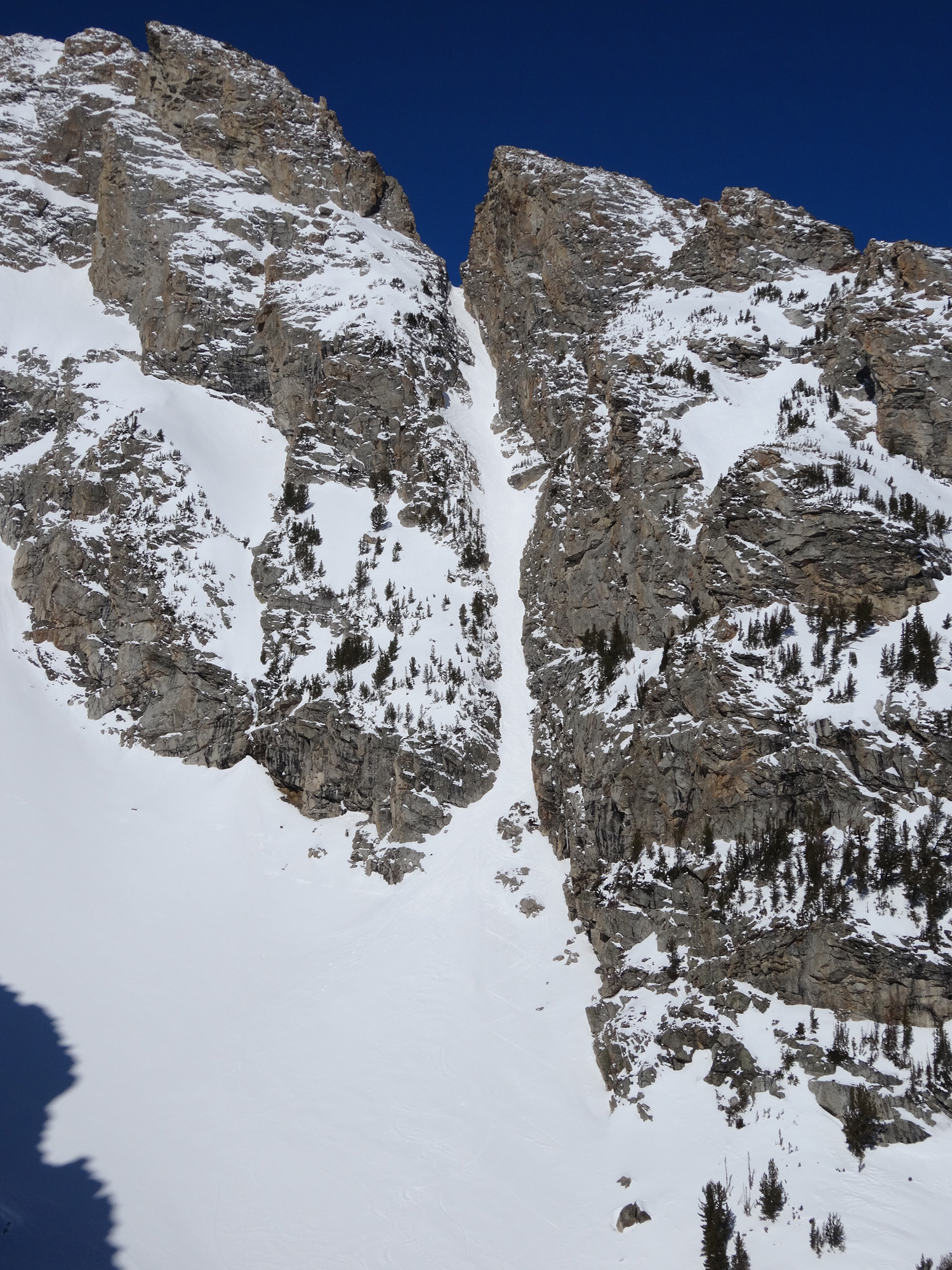 Sliver Couloir | A Mountain Journey