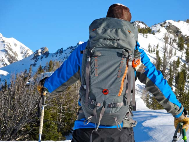 Mammut Trion Pro Pack Review A Mountain Journey