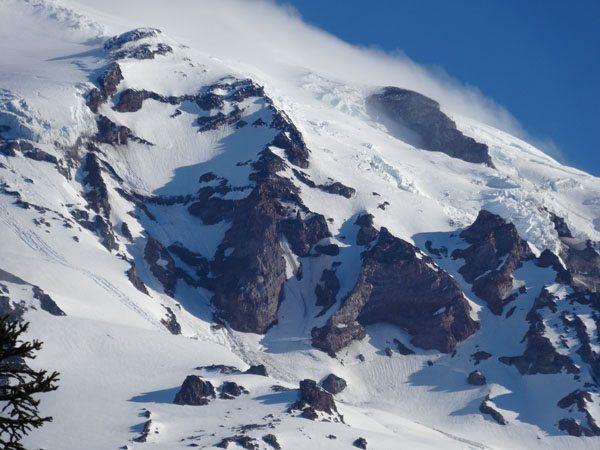 Fuhrer's Finger, Mount Rainier