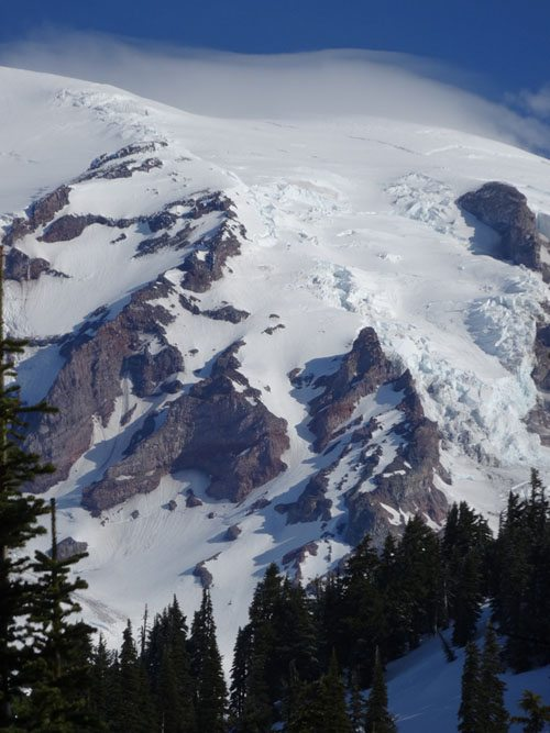 Fuhrer's Finger, Mount Rainier