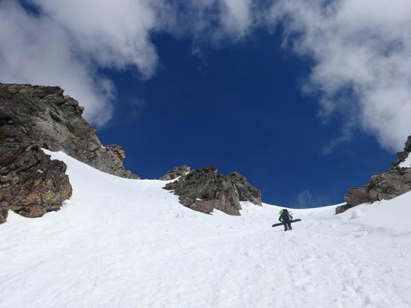 Bear Hump, Spanish Peaks