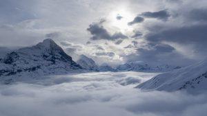 Grindelwald & The Eiger | Pixabay