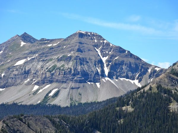 Why Couloir On Cedar Mountain