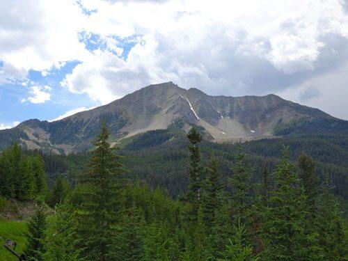 Fan Mountain, Montana