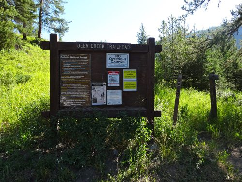 Deer Creek Trailhead