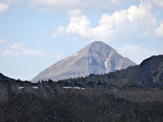 Lone Mountain and Big Sky Resort