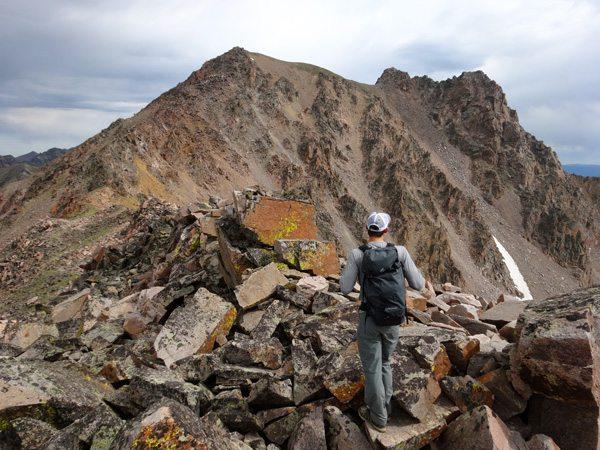 Imp Peak's South Ridge