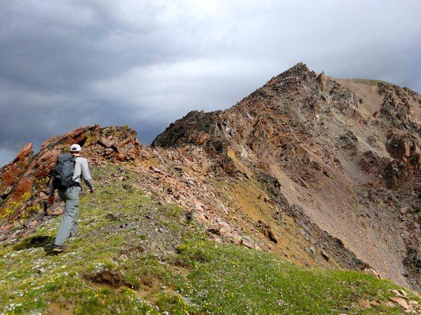South Ridge Of Imp Peak