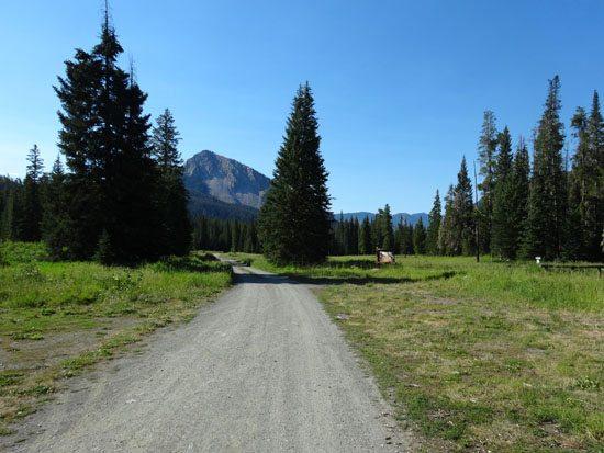 Potamogeton Park, Madison Range, Montana