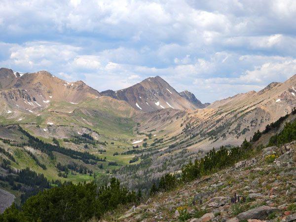 Expedition Pass Madison Range