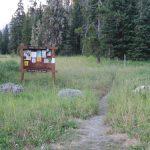 Sentinel Creek Trailhead
