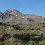 Echo Peak and Hilgard Basin