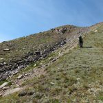 echo peak moraine