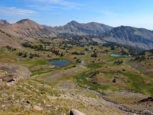 Hilgard Basin