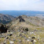 Looking West From Echo Peak
