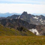 Hilgard Peak From The Summit Of Echo Peak