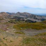 Upper Basin below Echo PeakUpper Basin below Echo Peak