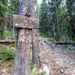 Second Trail Split