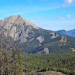 South Side of Fan Mountain