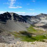 Both Summits in the Cedar Mountain Complex