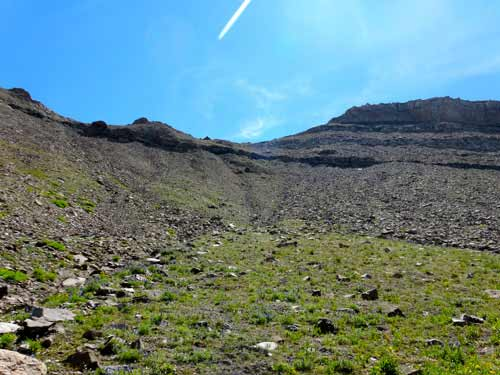 scree descent