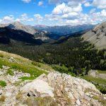 Cedar Creek and Fan Mountain