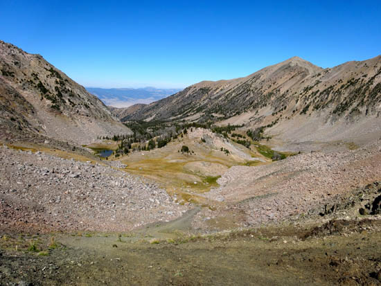 moose creek basin madison range