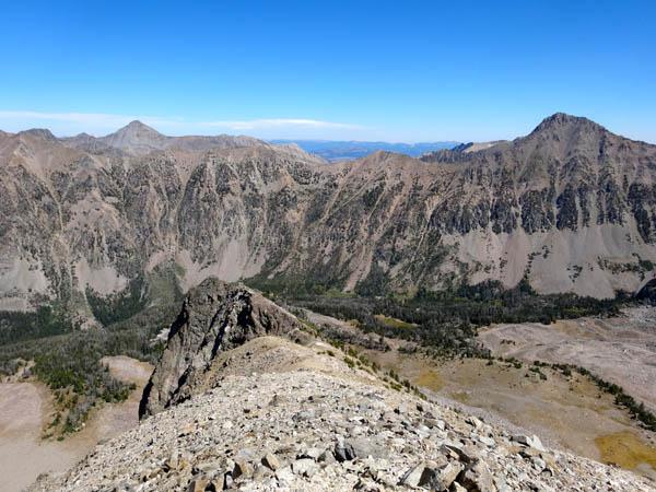 koch peak imp peak http://amountainjourney.com