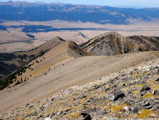 west ridge finger mountain http://mountainjourney.com