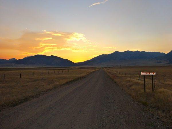 Indian Creek Road