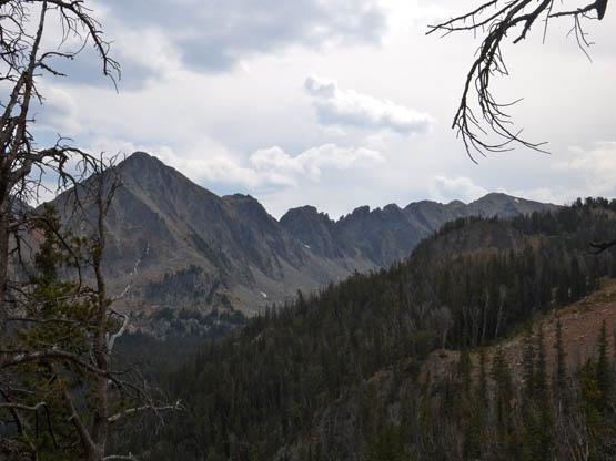 Sawtooth Ridge Madison Range