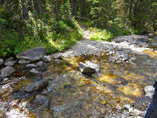 No man Creek Crossing
