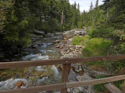 Indian Creek Montana