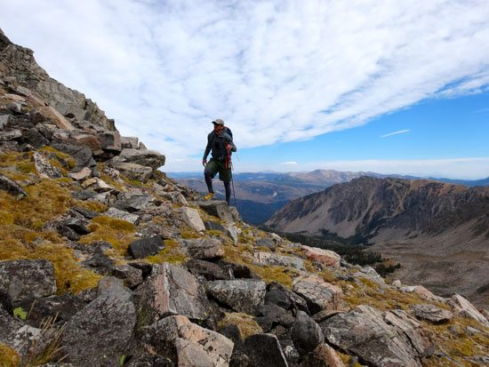 Dutchman Peak South Saddle