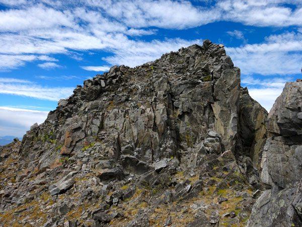 Dutchman Peak Summit Block
