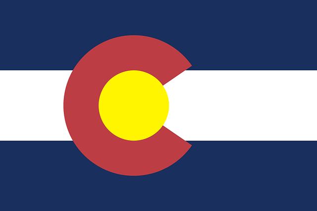 Colorado Flag | Pixabay Image